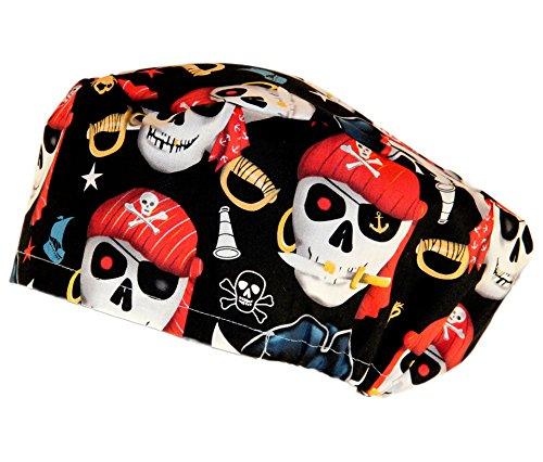 GORROS QUIROFANO UNISEX - Piratas
