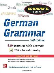 Schaum's Outline of German Grammar, 5th Edition (Schaum's Outline Series)