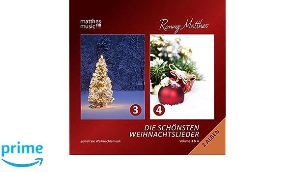 Die Schönsten Weihnachtslieder Englisch.Die Schönsten Weihnachtslieder Doppelalbum Vol 3 4