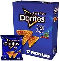 Doritos Sweet Chili Tortilla Chips, 12 x 23 gm