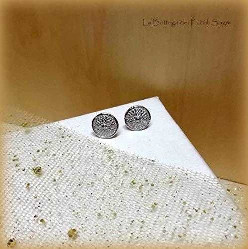Orecchini in filigrana sarda argento 925 - Gioielli sardi