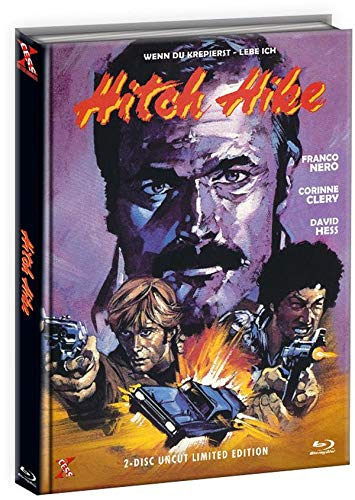 Hitch Hike - Wenn du krepierst lebe ich - Limited Edition - Mediabook (+ DVD) [Blu-ray]