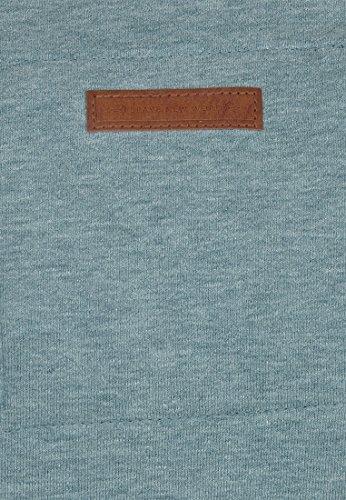 Naketano Male Zipped Jacket Fucking for Freedom III Stormy Sea-Gun Smoke Grey Melange