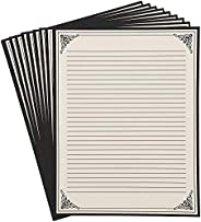 Vintage Stationery Paper - Lined Writing Paper, Antique Letter Paper, Perfect for Writing Poems, Lyrics and Le