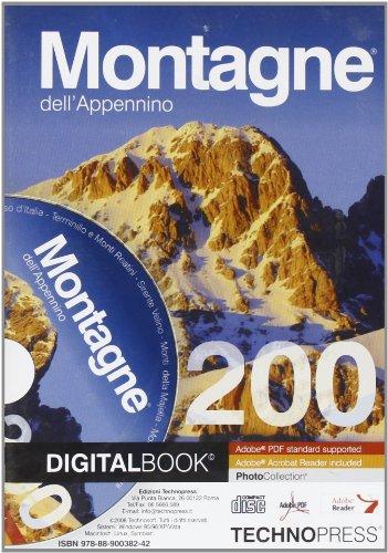 Montagne dell'Appennino. Con CD-ROM di Emanuele Lucchetti