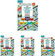 Oswaal ISC Question Bank Class 12 - Physics,Chemistry,Maths, Biology (Set of 4 Books)