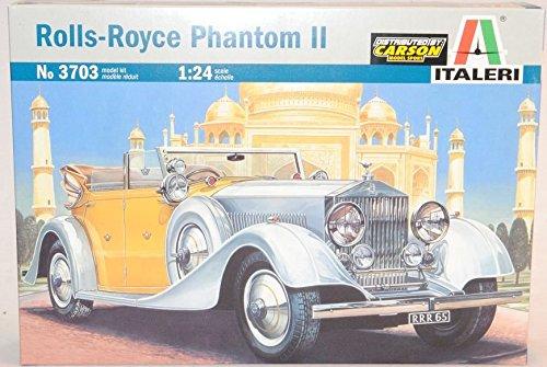 rolls-royce-phantom-ii-2-kit-bausatz-1-24-italeri-modell-auto-modell-auto