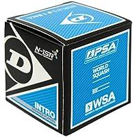 Dunlop Intro Anfänger Squash ball-single Ball