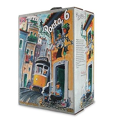 Porta-6-Rotwein-trocken-Lisboa-Portugal-Bag-In-Box-1-x-3-l