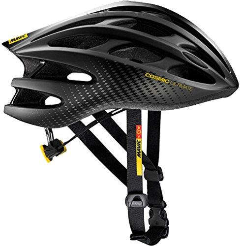Mavic Cosmic Ultimate II Rennrad Fahrrad Helm schwarz 2017: Größe: L (57-61cm)