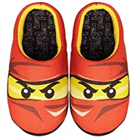 LEGO Ninjago Red Ninja Kai Boys Slippers