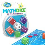 Think Fun ThinkFun!-Ci-Math Dice Junior, Multicolor TF1515