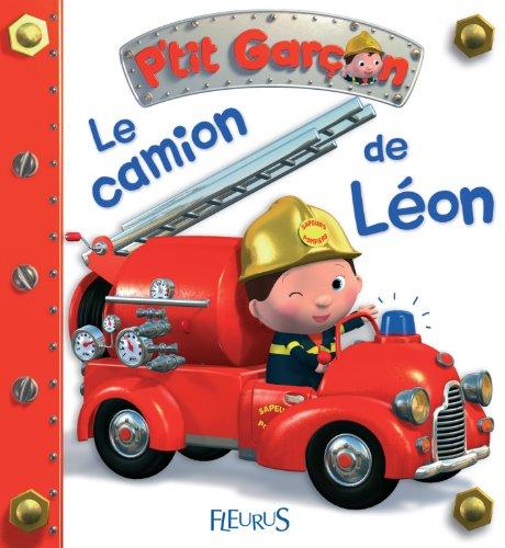 Le camion de Léon par Emilie Beaumont