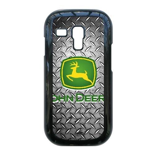 Samsung Galaxy S3 Mini i8190 Cell Phone Case Black John Deere JD...