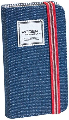 """PEDEA Winterkollektion Book Cover """"Indigo"""" für Galaxy S"""