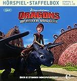 Dragons - Die Reiter von Berk - Das Original-Hörspiel zur TV-Serie - Die komplette 1. Staffel - mp3-CD