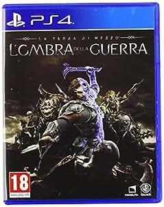 La Terra Di Mezzo: L'ombra Della Guerra - PlayStation 4