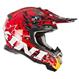 Kini Red Bull Helm Revolution Rot Gr. S