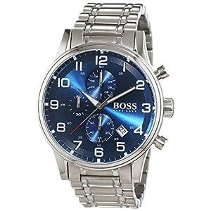 Hugo Boss 1513183–Reloj de Pulsera para Hombre, con cronógrafo de