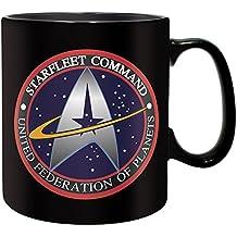 ABYstyle - Star Trek Tazza Grande Starfleet Command Unisex-Adult, ABYMUG237