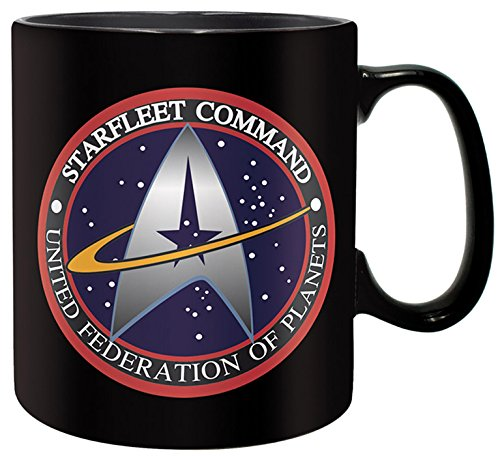 STAR TREK - Mug - 460 ml - Starfleet command