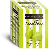 Montecelio - Té Helado Iced Tea Rooibos Pera - Estuche 10 Sobres