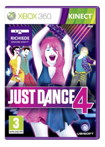 Just Dance 4 [IT Import] (Just Dance 4 Xbox 360)