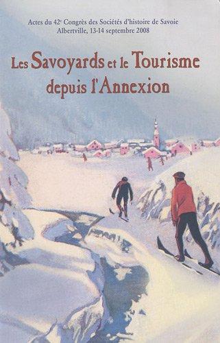 Les Savoyards et le Tourisme depuis l'Annexion