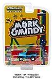 Greenlight Modell Auto Jeep CJ-5 1972 von Mork UND Mindy Normal Version Maßstab 1/64