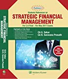 Padhuka's Students Reference On Strategic Financial Management (ca Final) , 6E