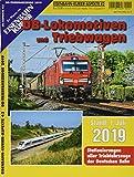 DB-Lokomotiven und Triebwagen - Stand 1. Juli 2019: Stationierungen aller Triebfahrzeuge der Deutschen Bahn (EK-Aspekte) -