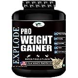 World Nutrition Explode Pro Weight Gainer - 3 Kg (Vanilla)