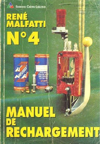 MANUEL DE RECHARGEMENT N4.