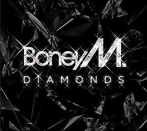 Diamonds (+ Vinyl LP, DVD, T-Shirt Daddy Cool, Stickeralbum) (40th Anniversary Edition)