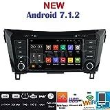 Android 7.14g LTE GPS DVD USB SD Autoradio 2Din NAVI Nissan Qashqai/Nissan X-Trail 2014, 2015, 2016, 2017