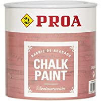 Proa. BARNIZ CHALK PAINT PROA , Transparente. 250 ML