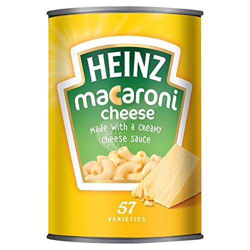 Preisvergleich Produktbild Heinz Macaroni Cheese 400g - Macaroni mit Käsesauce