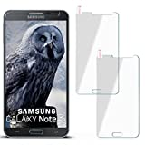 moex 2X 9H Panzerfolie für Samsung Galaxy Note 3 Neo | Panzerglas Display Glasfolie [Tempered Glass] Screen Protector Glas Displayschutz-Folie für Samsung Galaxy Note 3 Neo Schutzfolie