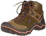 KEEN Herren Wanderer Waterproof Mid Trekking-& Wanderstiefel, Braun Cascade Brown/Bossa Nova, 44.5 EU