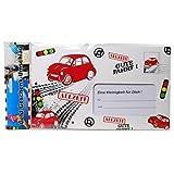 Riesen Umschlag Gute Fahrt für Geldgeschenke Party Führerschein Auto Car