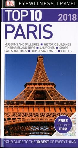 Descargar Libro PARIS 2018 TOP 10 de COLLECTIF