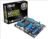 ASUS AMD AM3+ 990FX PRO R2.0 4*DDR3 4*USB3.0 14*USB2.0 GBE LAN ATX MOTHERBOARD