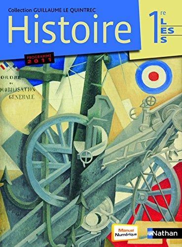 Histoire 1re L-ES - G. Le Quintrec