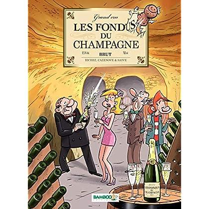 Les fondus du vin: Du champagne (Hors collection)