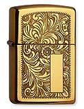 Zippo Feuerzeug Original Classic Regular Laton Brillo Venetian