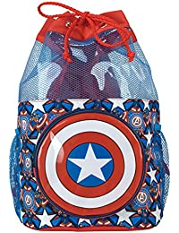Marvel Kids Captain America Swim Bag
