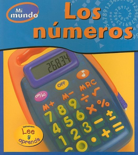Los Numeros = Numbers (Mi Mundo/My World)