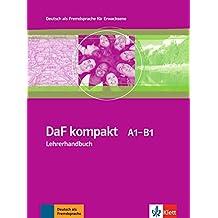 DaF Kompakt - Nivel A1-B1 - Libro del profesor