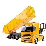 Rc Ferngesteuerter Traktor Spielzeug Mit Anhänger - 6 Kanal 1: