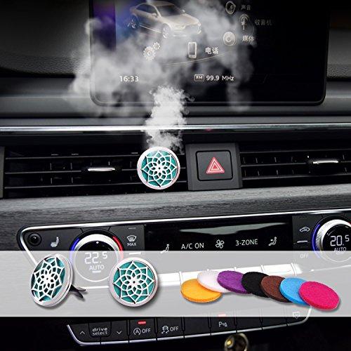 COSCOD, diffusore di oli essenziali di aromaterapia per auto, qualità premium, in...